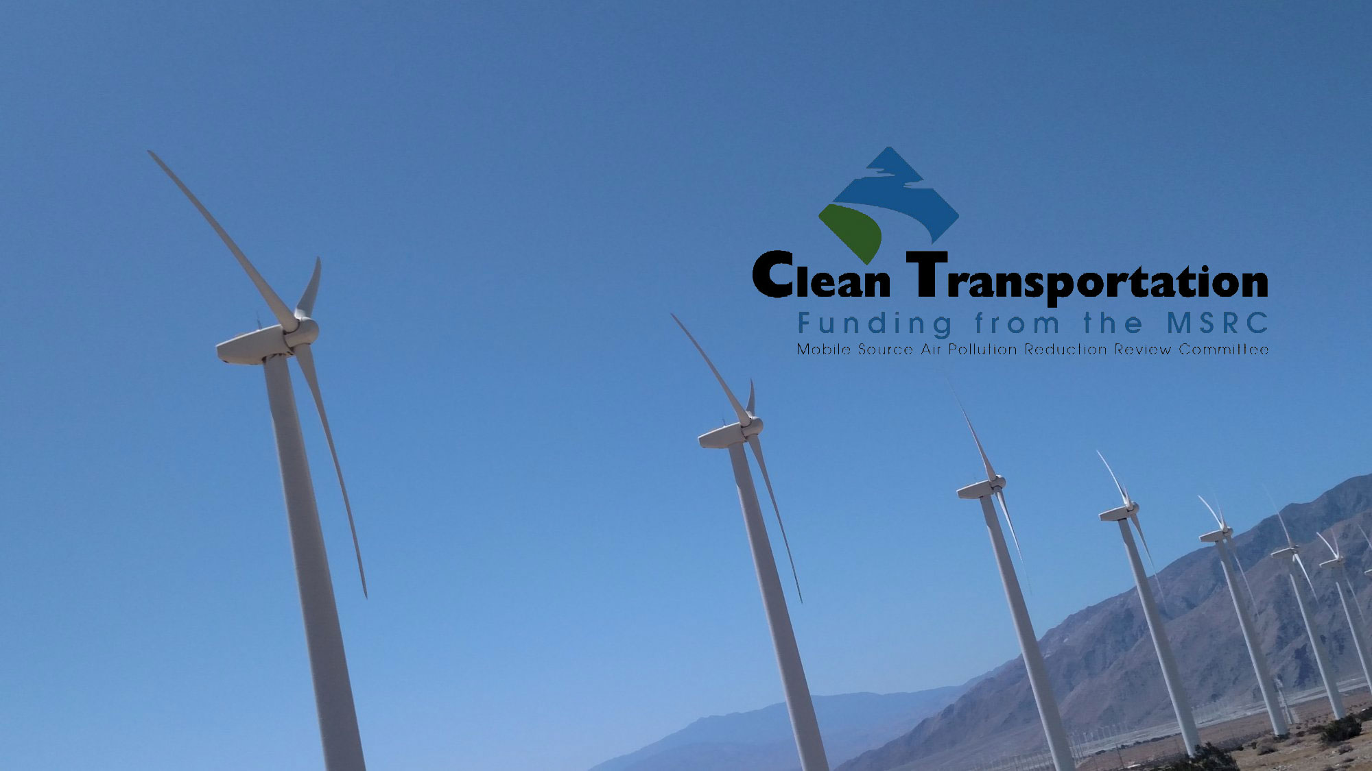 MSRC Clean Air Transportation Funding