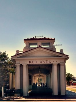 Redlands Train Station by Jeremy Heminger